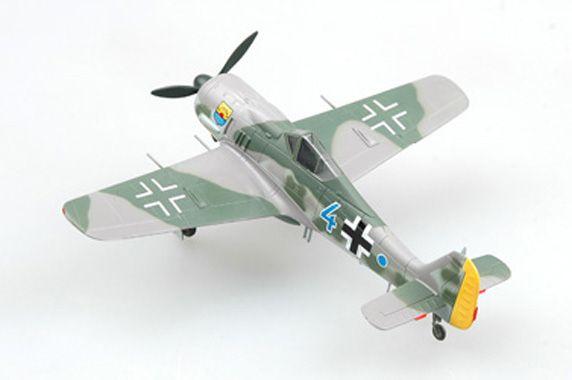 Focke-Wulf Fw190 A-8 - 1/72 - Easy Model 36363  - BLIMPS COMÉRCIO ELETRÔNICO