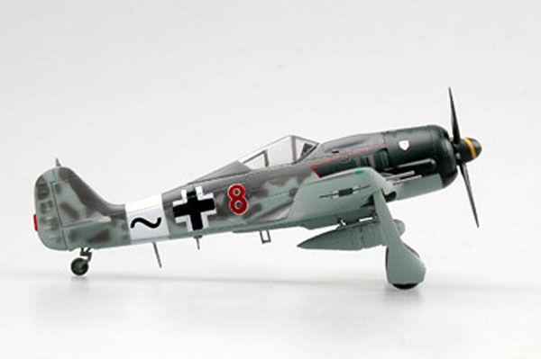 Focke-Wulf Fw190 A-8 - 1/72 - Easy Model 36364  - BLIMPS COMÉRCIO ELETRÔNICO