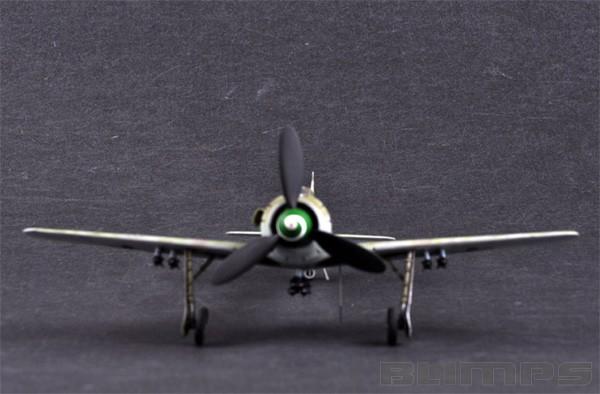 Focke-Wulf FW190D-13 - 1/48 - HobbyBoss 81721  - BLIMPS COMÉRCIO ELETRÔNICO