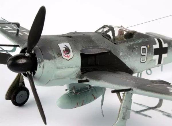 Focke Wulf Fw 190 A-8/R11 - 1/72 - Revell 04165  - BLIMPS COMÉRCIO ELETRÔNICO