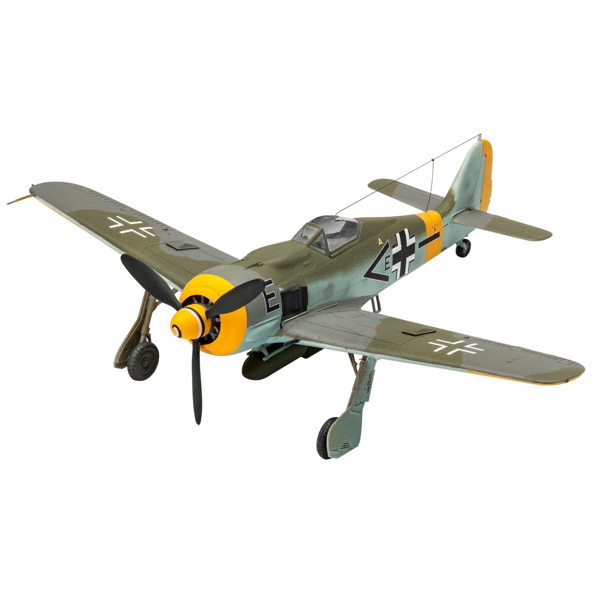Focke Wulf Fw 190 F-8 - 1/72 - Revell 03898  - BLIMPS COMÉRCIO ELETRÔNICO