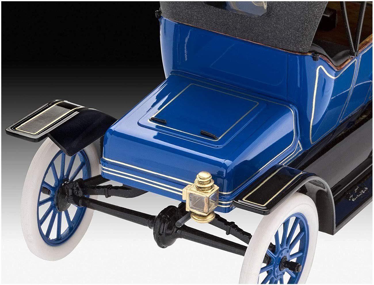 Ford Model T Roadster 1913 - 1/24 - Revell 07661  - BLIMPS COMÉRCIO ELETRÔNICO