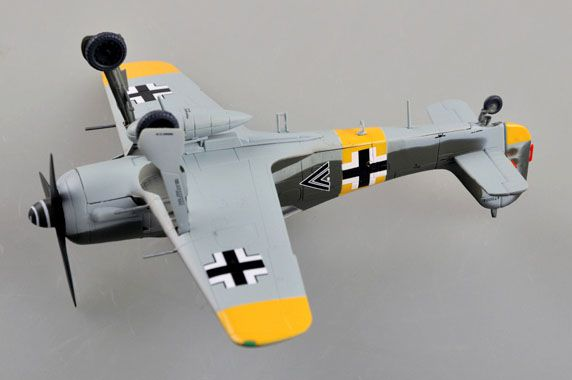 Fw190A-6 - 1/72 - Easy Model 36404  - BLIMPS COMÉRCIO ELETRÔNICO