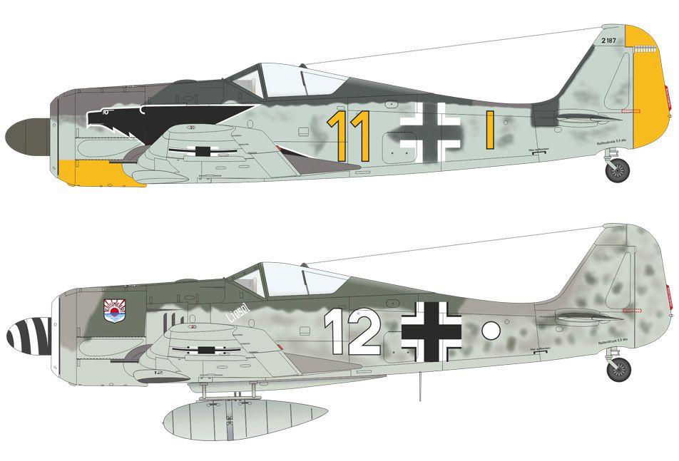 Fw 190A-3 - 1/48 - Eduard 84112  - BLIMPS COMÉRCIO ELETRÔNICO