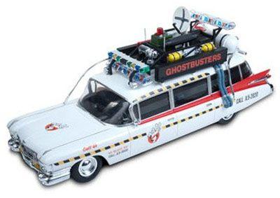 Ghostbusters Ecto-1A - 1/25 - AMT 750  - BLIMPS COMÉRCIO ELETRÔNICO
