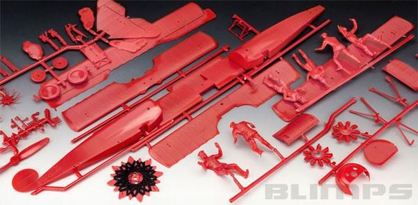 Gift-Set 125 anos do Barão Vermelho - 1/28 - Revell 05778  - BLIMPS COMÉRCIO ELETRÔNICO