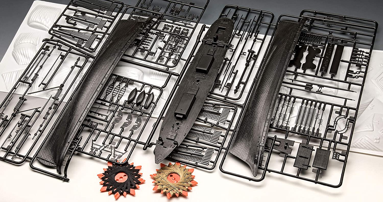 Gift-Set Cutty Sark 150th Anniversary - 1/220 - Revell 05430  - BLIMPS COMÉRCIO ELETRÔNICO