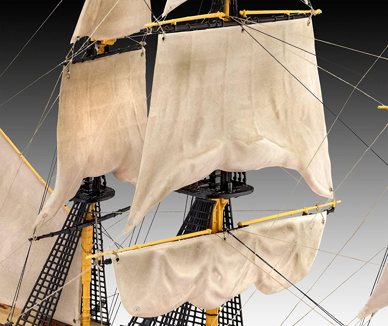 Gift-Set HMS Victory - Batalha de Trafalgar - 1/225 - Revell 05767  - BLIMPS COMÉRCIO ELETRÔNICO