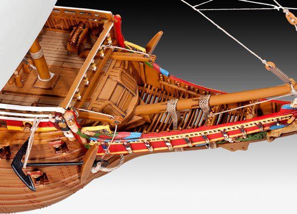 Gift Set Royal Swedish Warship VASA - 1/150 - Revell 05719  - BLIMPS COMÉRCIO ELETRÔNICO