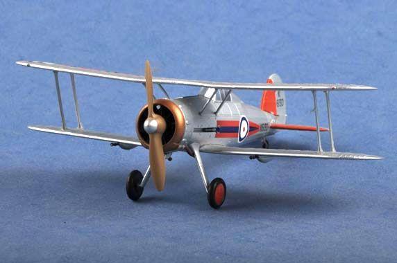 Gloster Gladiator MK1 - 1/48 - Easy Model 39322  - BLIMPS COMÉRCIO ELETRÔNICO