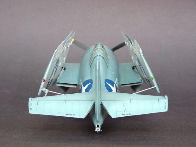 Grumman F4F-4 Wildcat - 1/32 - Trumpeter 02223  - BLIMPS COMÉRCIO ELETRÔNICO