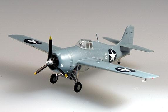 Grumman F4F-4 Wildcat - 1/72 - Easy Model 37248  - BLIMPS COMÉRCIO ELETRÔNICO