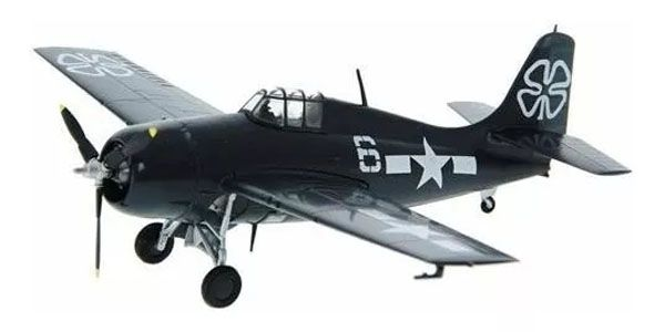 Grumman F4F-4 Wildcat - 1/72 - Easy Model 37249  - BLIMPS COMÉRCIO ELETRÔNICO