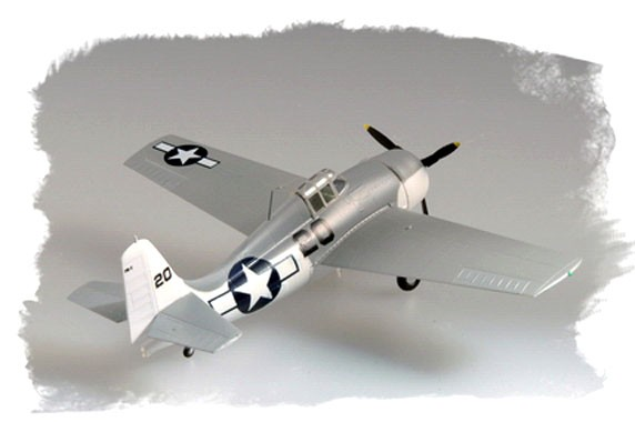 Grumman F4F-4 Wildcat - 1/72 - Easy Model 37250  - BLIMPS COMÉRCIO ELETRÔNICO