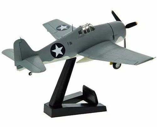 Grumman F6F Hellcat - 1/72 - Easy Model 37296  - BLIMPS COMÉRCIO ELETRÔNICO