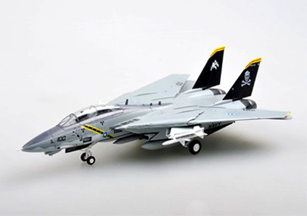 Grumman F-14B Tomcat - 1/72 - Easy Model 37186  - BLIMPS COMÉRCIO ELETRÔNICO
