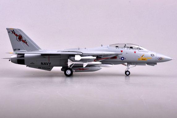 Grumman F-14B Tomcat - 1/72 - Easy Model  37187  - BLIMPS COMÉRCIO ELETRÔNICO