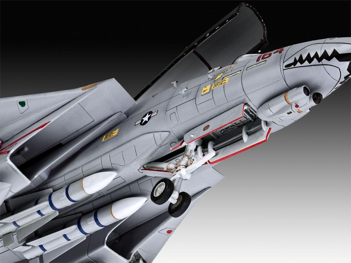 Grumman F-14D Super Tomcat - 1/72 - Revell 03960  - BLIMPS COMÉRCIO ELETRÔNICO