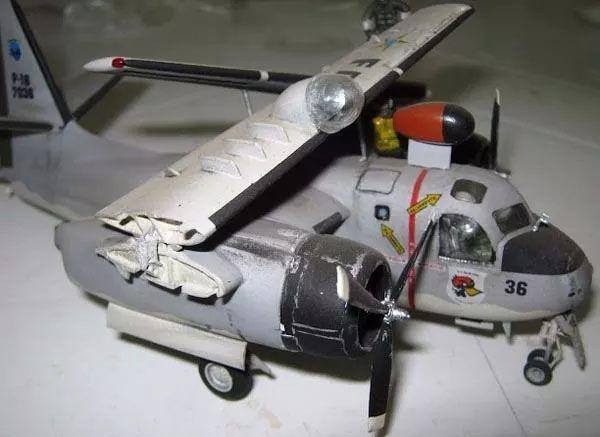 Grumman P-16A Tracker - 1º GAE/FAB - 1/72 - GIIC  - BLIMPS COMÉRCIO ELETRÔNICO