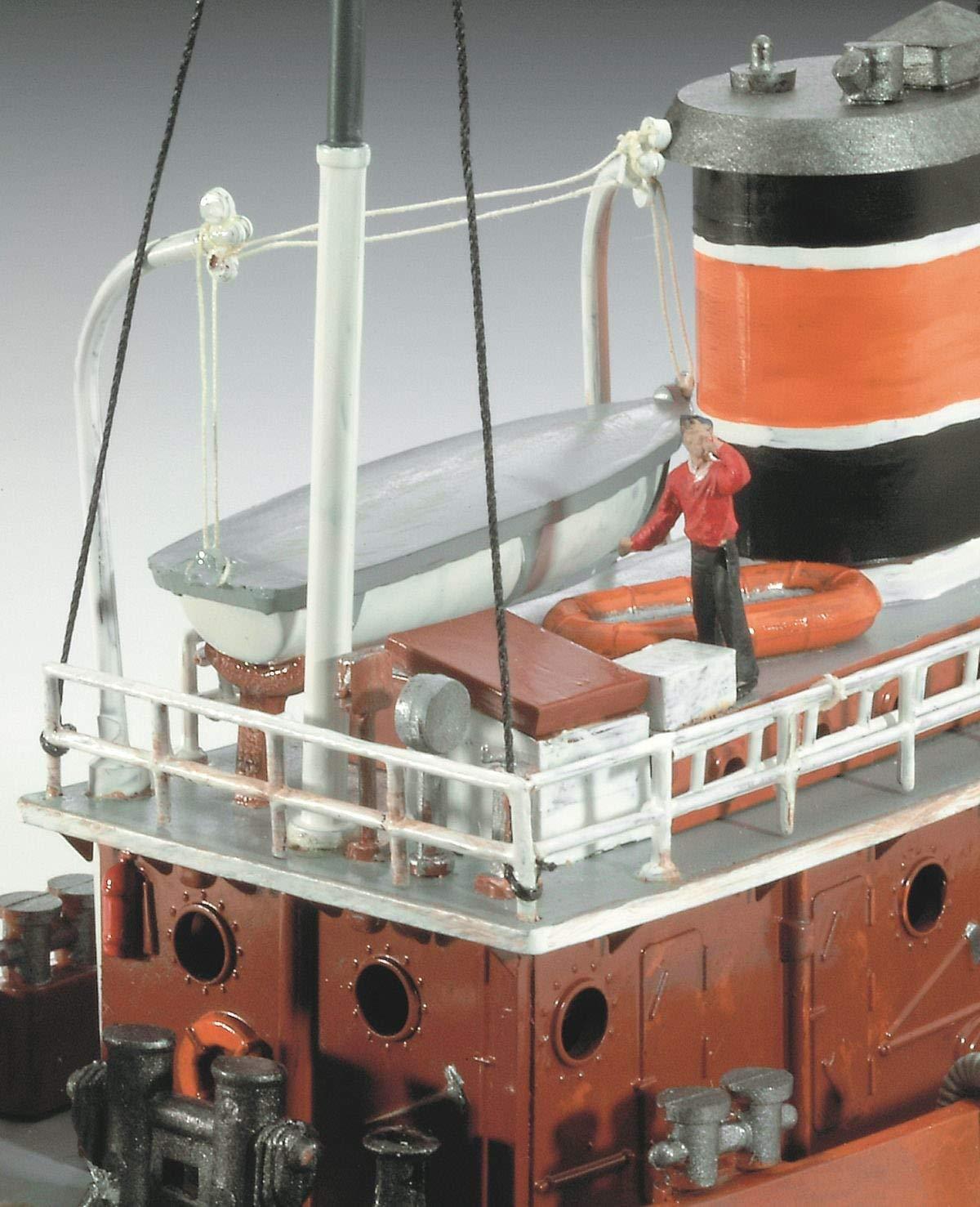 Harbour Tug Boat (Rebocador) - 1/108 - Revell 05207  - BLIMPS COMÉRCIO ELETRÔNICO