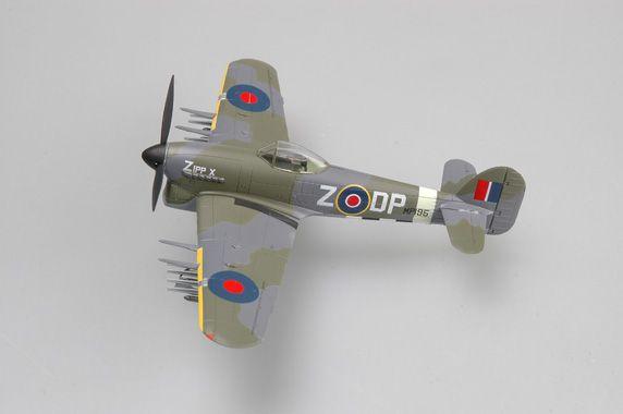 Hawker Typhoon MK.IB - 1/72 - Easy Model 36312  - BLIMPS COMÉRCIO ELETRÔNICO
