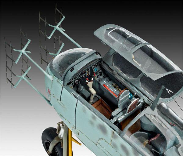 Heinkel He219 A-0/A-2 Nightfighter - 1/32 - Revell 03928  - BLIMPS COMÉRCIO ELETRÔNICO