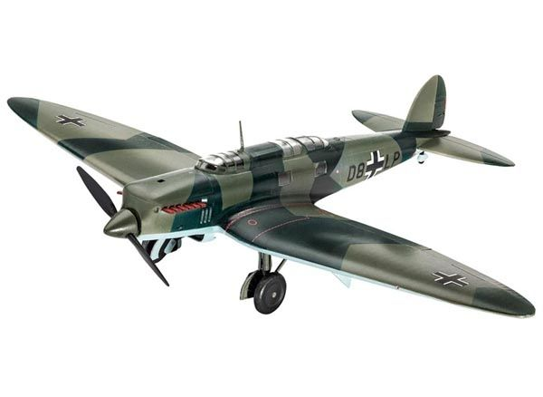 Heinkel He70 F-2 - 1/72 - Revell 03962  - BLIMPS COMÉRCIO ELETRÔNICO