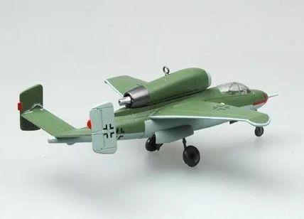 Heinkel He.162 - 1/72 - Easy Model 36348  - BLIMPS COMÉRCIO ELETRÔNICO