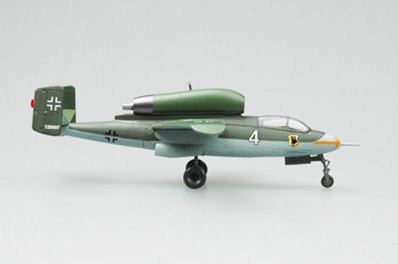 Heinkel He.162 - 1/72 - Easy Model 36345  - BLIMPS COMÉRCIO ELETRÔNICO