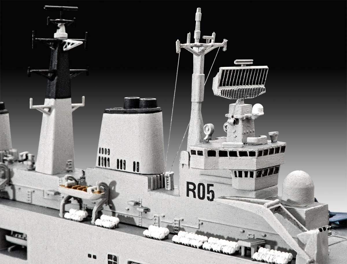 HMS Invincible (Falkland War) - 1/700 - Revell 05172  - BLIMPS COMÉRCIO ELETRÔNICO