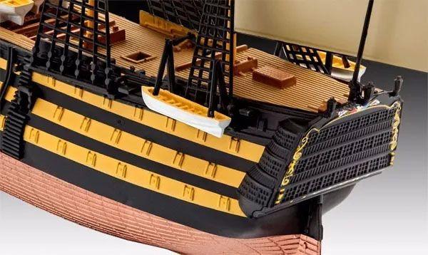 HMS Victory - 1/450 - Revell 05819  - BLIMPS COMÉRCIO ELETRÔNICO