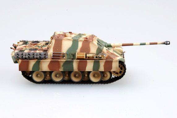 Jagdpanther - 1/72 - Easy Model 36239  - BLIMPS COMÉRCIO ELETRÔNICO