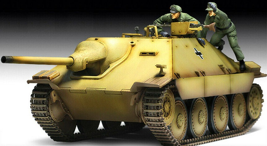"Jagdpanzer 38(t) Hetzer ""Early Version"" - 1/35 - Academy 13278  - BLIMPS COMÉRCIO ELETRÔNICO"
