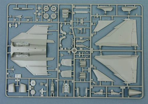 JAS 39 A Gripen - 1/48 - Italeri 2638  - BLIMPS COMÉRCIO ELETRÔNICO