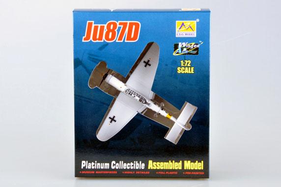 Junkers Ju87D-3 Stuka - 1/72 - Easy Model 36387  - BLIMPS COMÉRCIO ELETRÔNICO