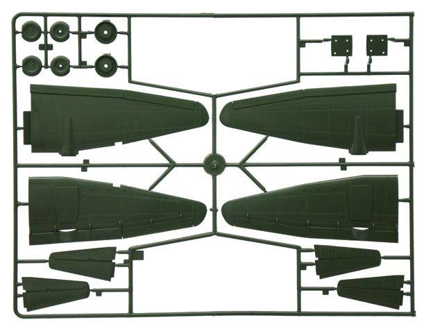 Junkers Ju 88 A-4 - War Thunder - 1/72 - Italeri 35104  - BLIMPS COMÉRCIO ELETRÔNICO
