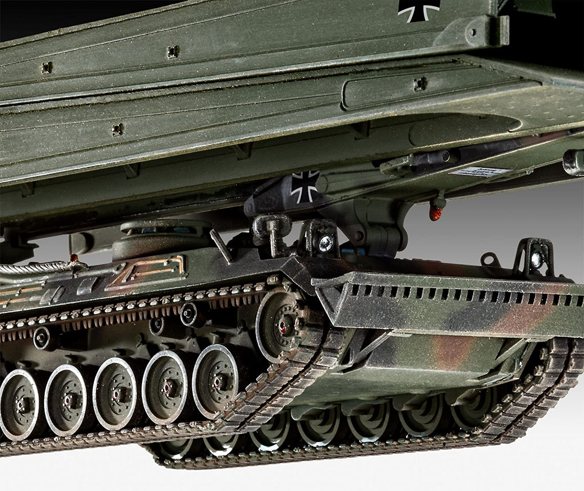 Leopard 1A5 + Biber - 1/72 - Revell 03307  - BLIMPS COMÉRCIO ELETRÔNICO