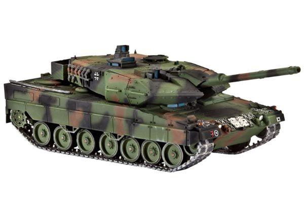 Leopard 2 A6/A6M - 1/72 - Revell 03180  - BLIMPS COMÉRCIO ELETRÔNICO
