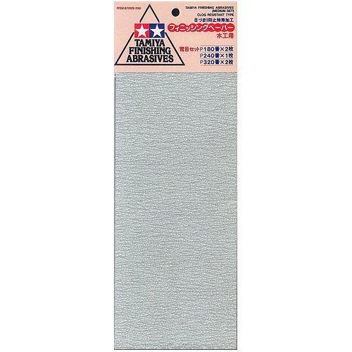 Lixa para acabamento média - Tamiya 87009  - BLIMPS COMÉRCIO ELETRÔNICO