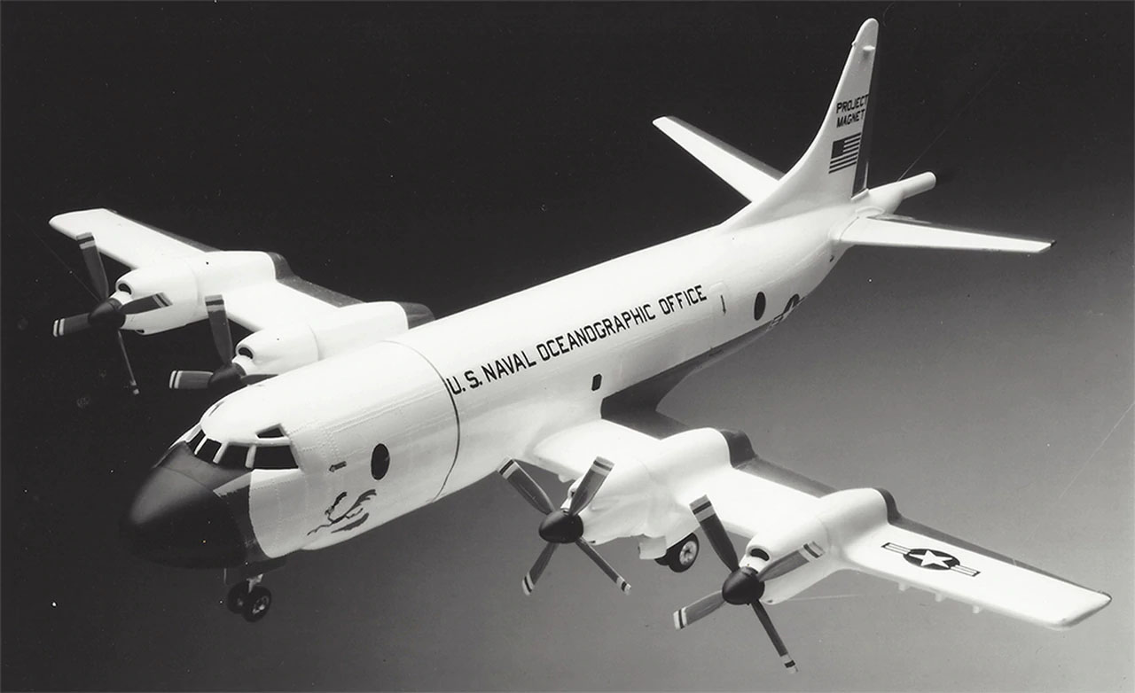 Lockheed P-3A Orion - 1/115 - Atlantis H163  - BLIMPS COMÉRCIO ELETRÔNICO