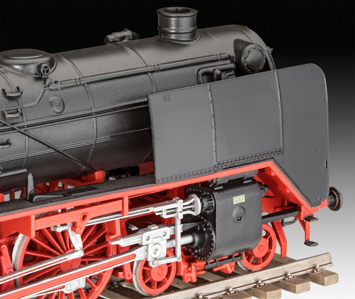 Locomotiva Express BR01 com Tender - 1/87 - Revell 02172  - BLIMPS COMÉRCIO ELETRÔNICO