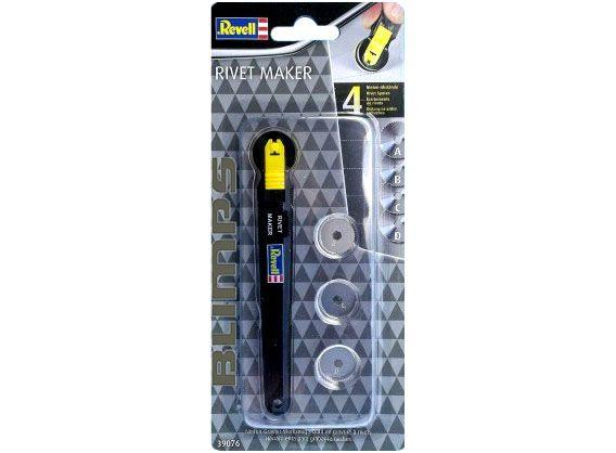 Marcador de rebites para modelismo - Revell 39076  - BLIMPS COMÉRCIO ELETRÔNICO