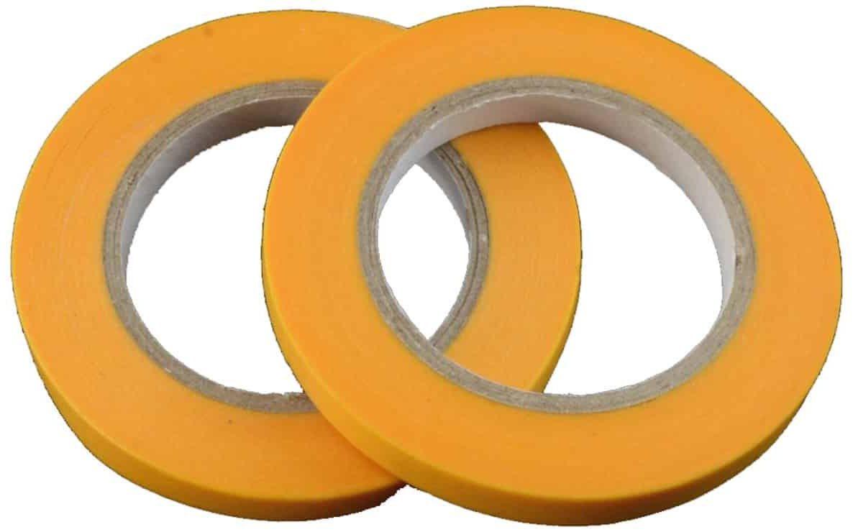 Masking Tape - 6 mm X 18 m (2 rolos) - Italeri 50827  - BLIMPS COMÉRCIO ELETRÔNICO