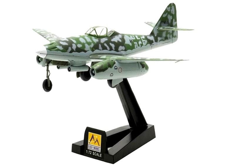 Me262 A-2a - 1/72 - Easy Model 36408  - BLIMPS COMÉRCIO ELETRÔNICO
