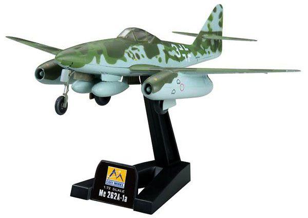 Me262a - 1/72 - Easy Model 36369  - BLIMPS COMÉRCIO ELETRÔNICO