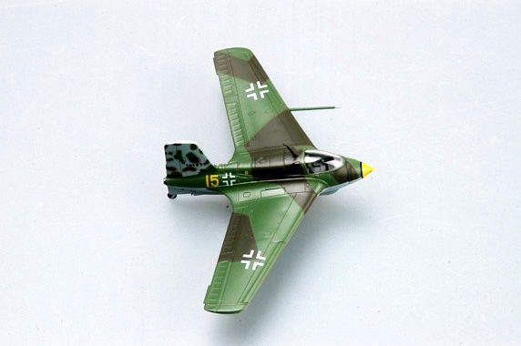 Me 163 B-1a - 1/72 - Easy Model 36344  - BLIMPS COMÉRCIO ELETRÔNICO