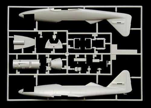 Me 262 B - 1a / U1 Nachtjäger - 1/48 - Italeri 2679  - BLIMPS COMÉRCIO ELETRÔNICO