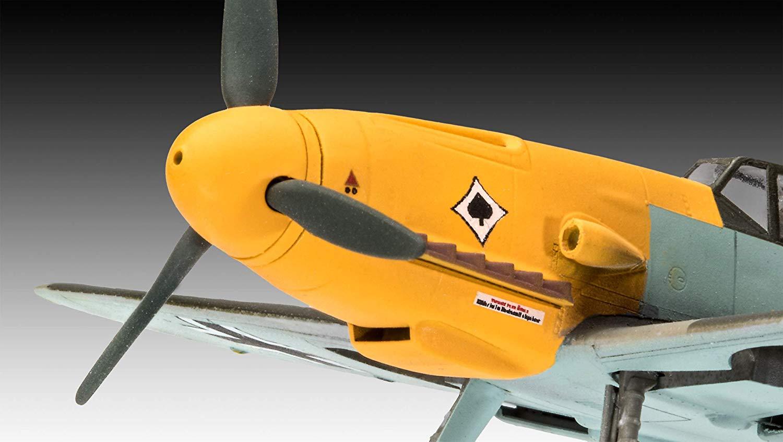 Messerschmitt Bf109 F-2 - 1/72 - Revell 03893  - BLIMPS COMÉRCIO ELETRÔNICO