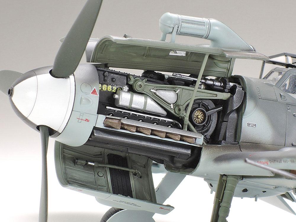 Messerschmitt Bf109 G-6 - 1/48 - Tamiya 61117  - BLIMPS COMÉRCIO ELETRÔNICO
