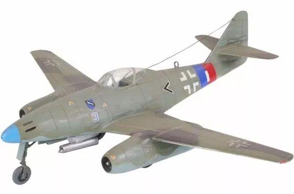 Messerschmitt Me-262 A-1a - 1/72 - Revell 04166  - BLIMPS COMÉRCIO ELETRÔNICO